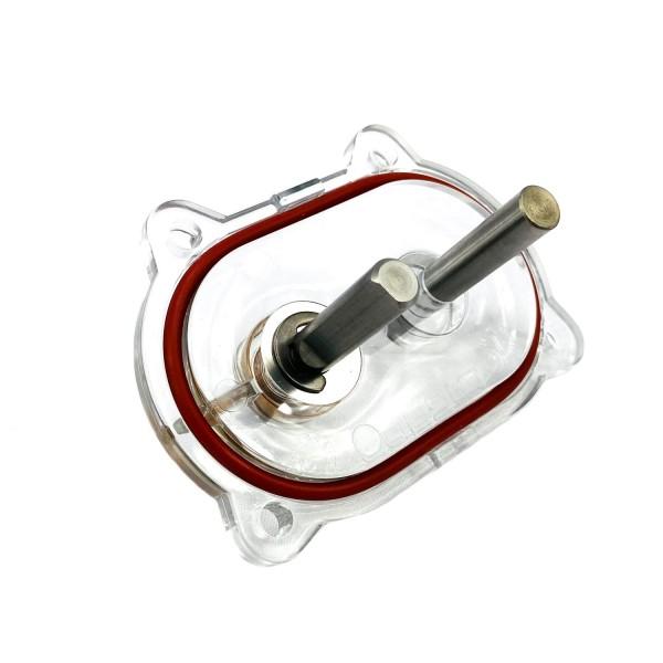 Pumpendeckel für 1-Loch Trichter