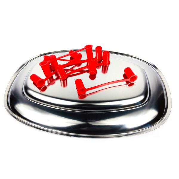 Tüllenkappe / Rot